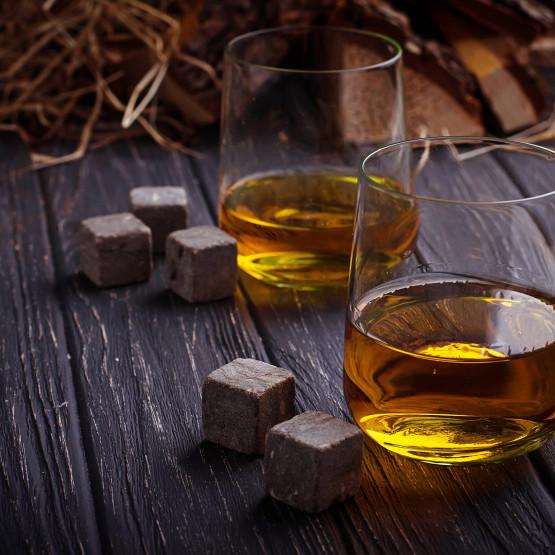 Kamienie do whisky, ilustracja do artykułu